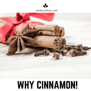 Cinnamon is an antioxidant