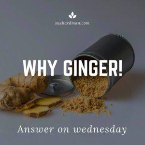 gingers healing properties
