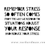 reduce stress response