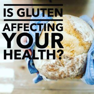 symptoms of gluten sensitivity
